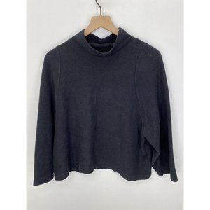 Madewell Turtle Neck Long Sleeve Solid Sweater